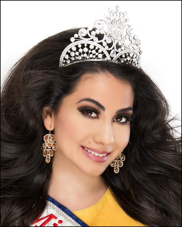 Guinwa Zeineddine || Miss Arab 2014